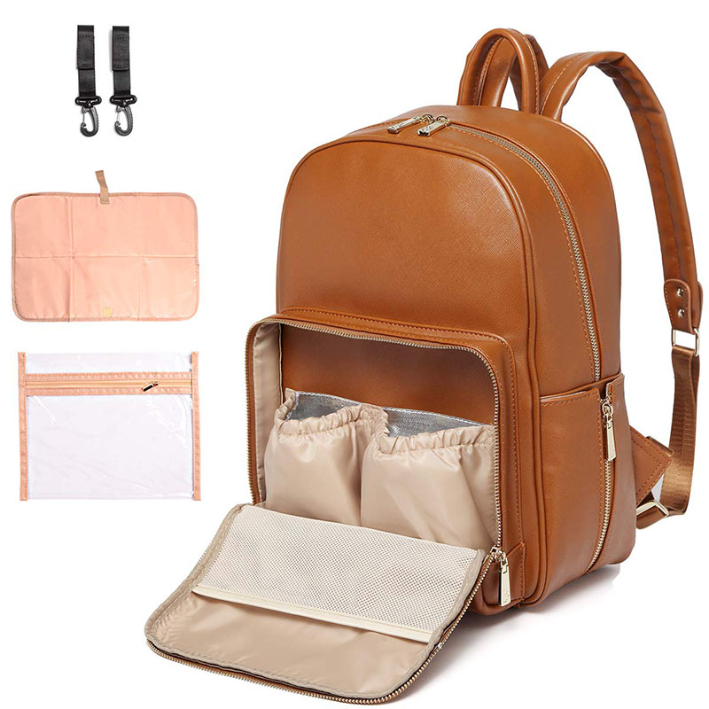 Practical Backpack Diaper Bag