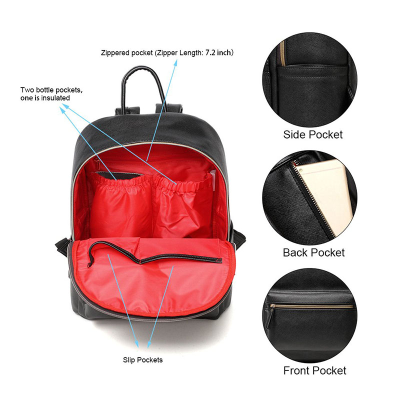 Diaper Backpack Company Wiht High Quality