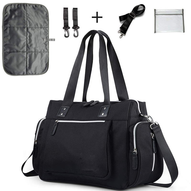 Comfortable and Functional Diaper Bag