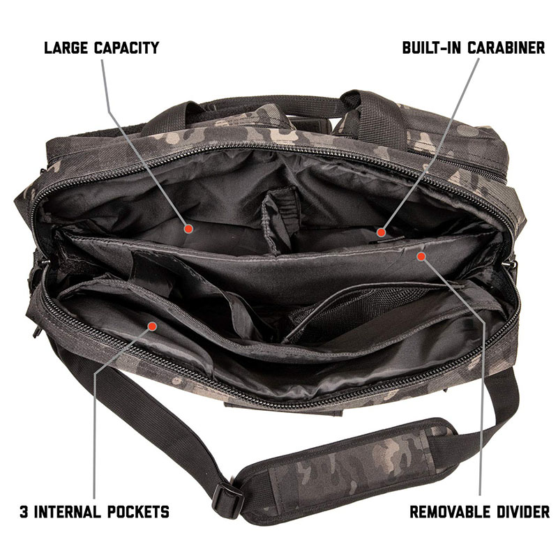Own Designed Tactical Diaper Bag