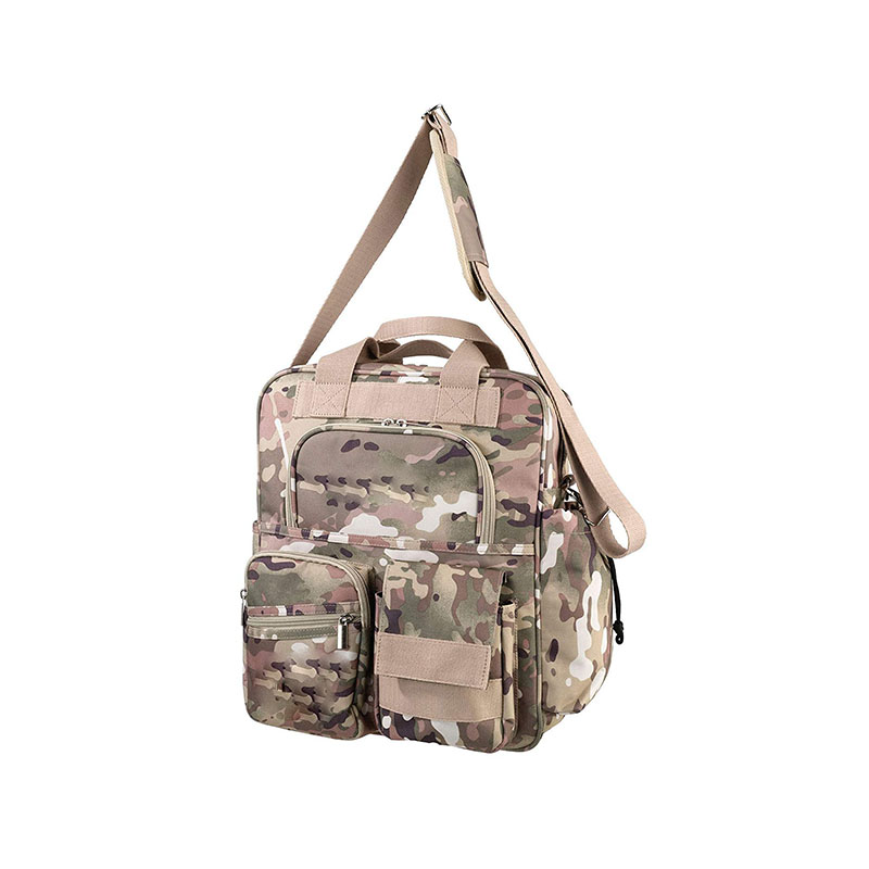 Comfortably Camouflage Diaper Bag