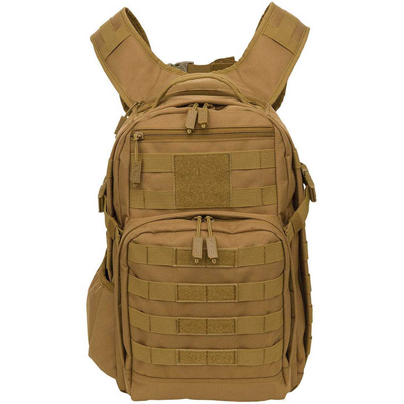 Tactical Backpack with Great On-the-Go