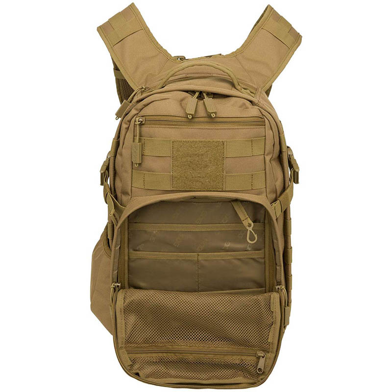 Malitary Backpack with Easy Organization