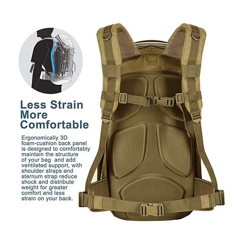 High Quality Material Tactical Backpack