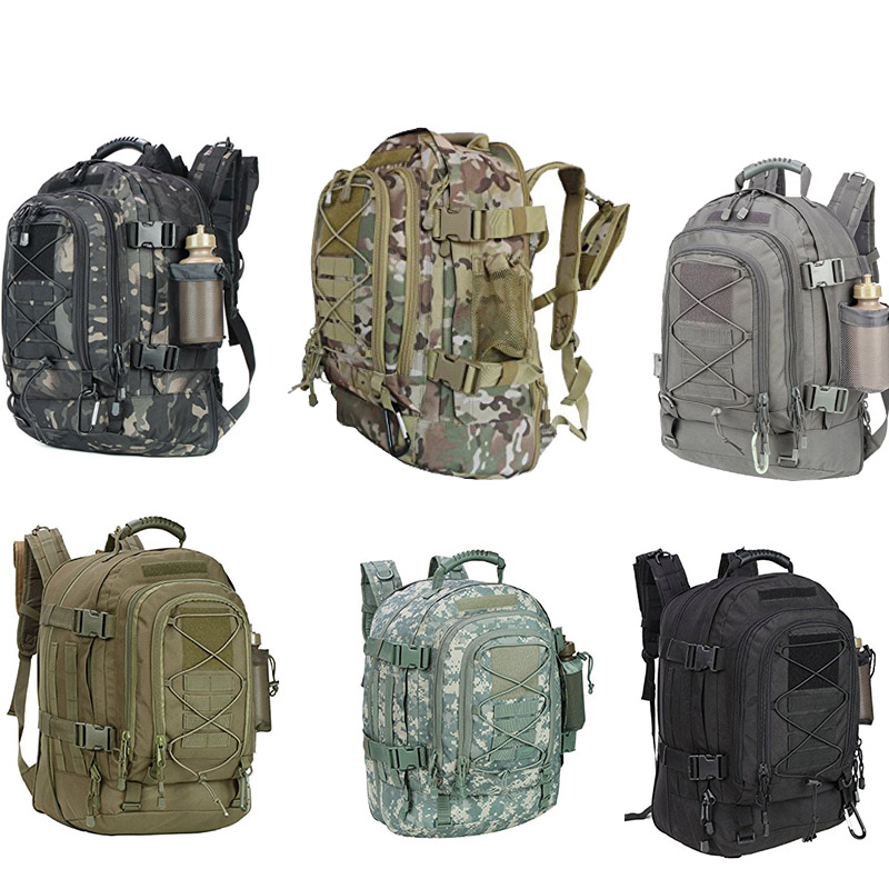 Tactical Backpack with Molle Inside
