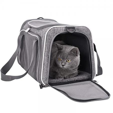 Top Load Cat Carrier