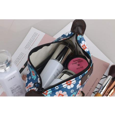 balenciaga makeup bag